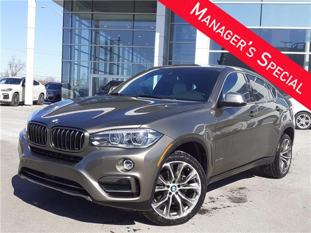 Certified Preowned 2018 BMW X6 xDrive