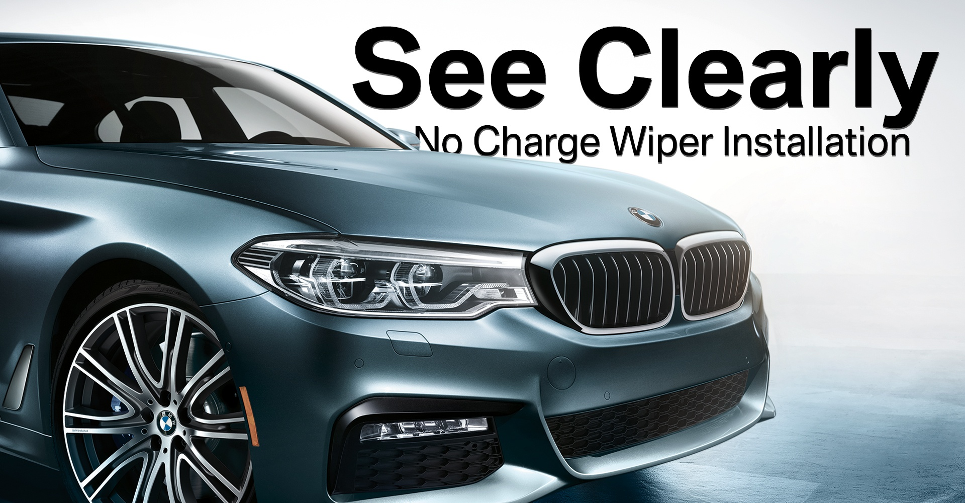 No Charge Wiper Installation